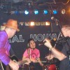 Onstage at Animal House club, Fuji 2004