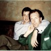 RS and Jay Jopling 1991