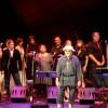 Ralph Steadman onstage