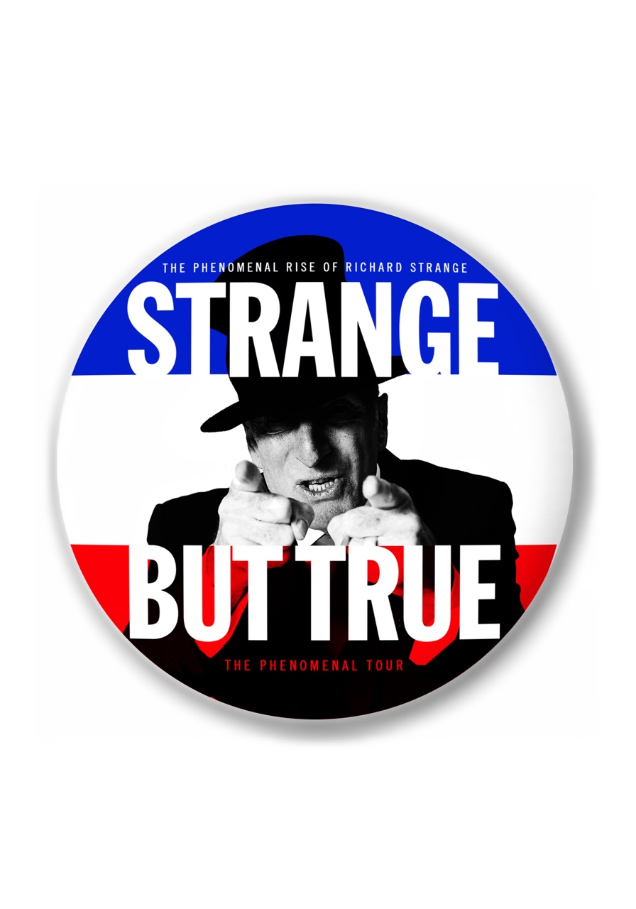 STRANGE RWB Button